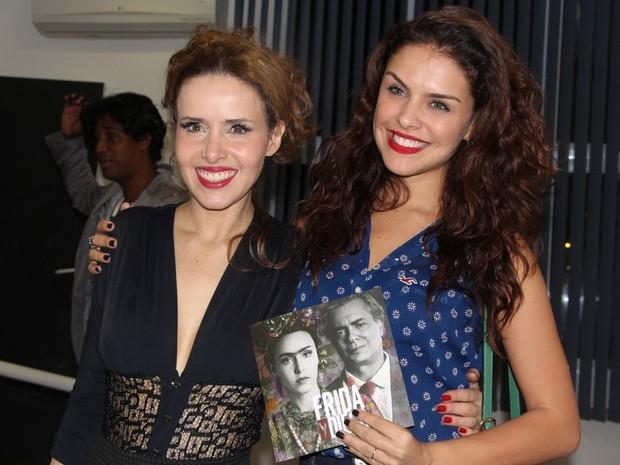 Leona Cavalli e Paloma Bernardi (Foto:  Renan Katayama/ Azzi Agency/ Divulgação)