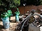 Bairro da Zona Oeste de Boa Vista recebe ação contra o Aedes aegypti