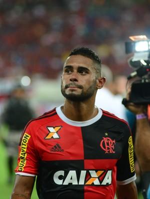 Kayke Flamengo (Foto: Alexandre Lago/GloboEsporte.com)