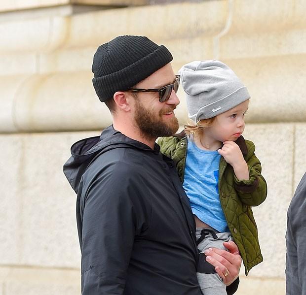 Justin e Silas dando um role por aí (Foto: Backgrid USA)