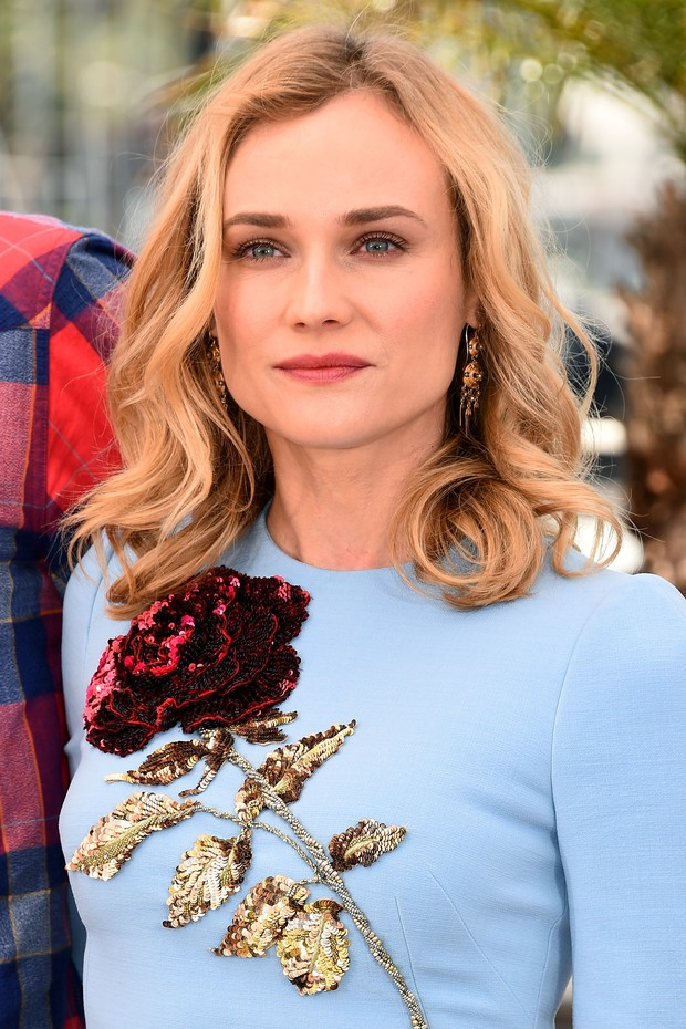 Diane Kruger no 68º Festival de Cannes (Foto: Getty Images)
