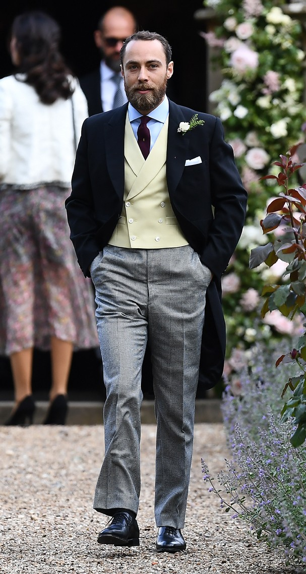 James Middleton (Foto: Getty Images)