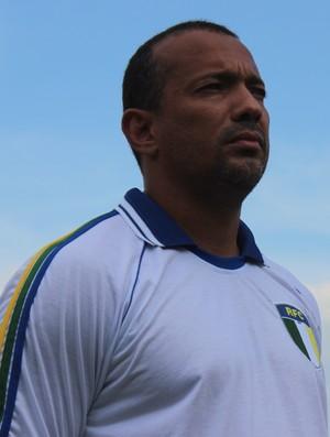Técnico Interino do Picos - Caio Graco (Foto: Emanuele Madeira/GLOBOESPORTE.COM)