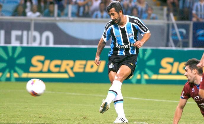 Douglas, Grêmio X Caxias (Foto: Wesley Santos / Agência PressDigital )
