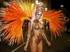 'Venho incendiando a Avenida', diz Denise Dias