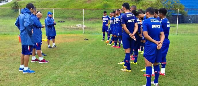 Bahia; treino; Fazendão; Alexandre Faganello (Foto: Divulgação/E.C. Bahia)
