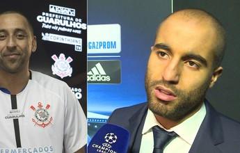 """Lucas, do PSG, e o Serginho, do vôlei, são os convidados do """"Bem, Amigos!"""""""