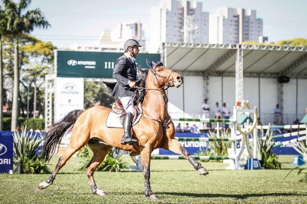 José Roberto Reynoso Fernandez Filho disputou as Olimpíadas de 2012 (Foto: Divulgação)