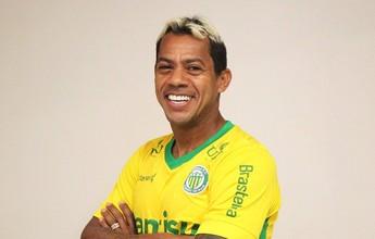 Aos 41, Marcelinho Paraíba fecha com o Ypiranga-RS para disputa da Série C