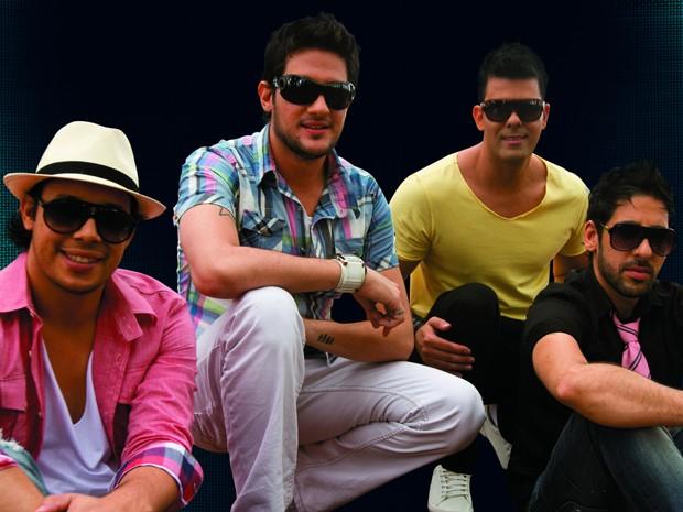 A banda Oba Oba Samba House, que lança estreia pela Sony Music (Foto: Divulgação)