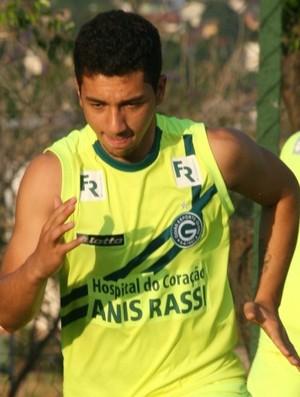 Renan Oliveira, meia do Goiás (Foto: Rosiron Rodrigues / Goiás E.C.)