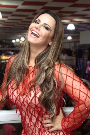 Viviane Araújo (Foto: Anderson Borde/Agnews)