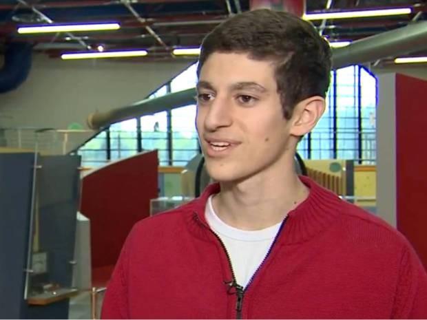 Aprovado nos EUA, aluno do ITA busca doações para viabilizar estudos (Foto: Reprodução/TV Vanguarda)