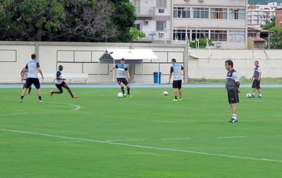 Rene Simões Botafogo (Foto: Gustavo Rotstein)