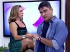 Inspirados! Zeca Camargo dubla Ana Maria e Cissa Guimarães medita ao vivo