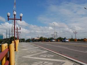Ponte do Limoeiro, no Recife (Foto: Luna Markman/G1)