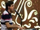 Edu Camargo relembra The Voice e dispara: 'Não sou só um cantor de bar'