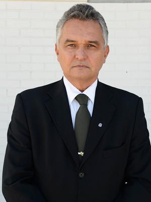 O general Monteiro foi nomeado pela governadora Rosalba Ciarlini (Foto: Divulgação/Governo do RN)