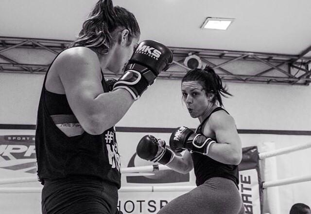 Anne Ferreira, atleta de MMA de Salgueiro (Foto: Anne Ferreira/Arquivo Pessoal)