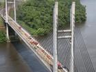 Ponte binacional pode abrir em 18 de março para carros de passeio, diz PRF