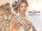 Cai na rede suposto pôster da nova turnê de Beyoncé