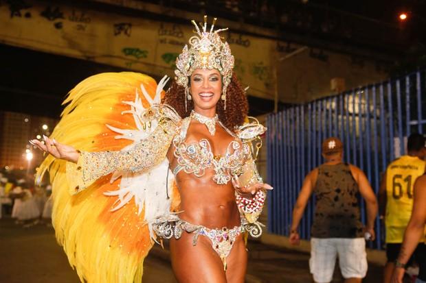 Milena Nogueira (Foto: Anderson Barros / EGO)