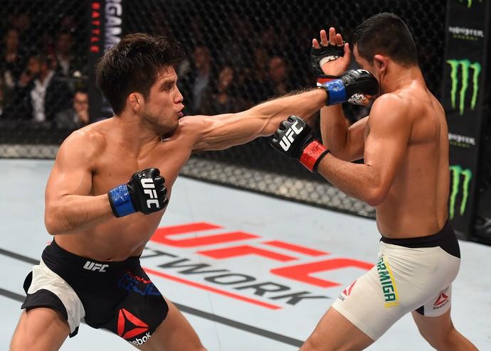 Henry Cejudo Jussier Formiga UFC Monterrey (Foto: Getty Images)