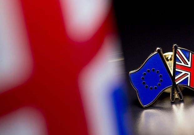 Brexit: Reino Unido deixa a União Europeia (Foto: Dan Kitwood/Getty Images)