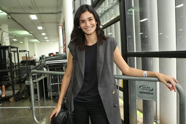 Carol Ribeiro  (Foto: Celso Tavares / Ego)