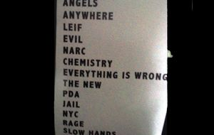 Setlist: Interpol no Lollapalooza Brasil 2015