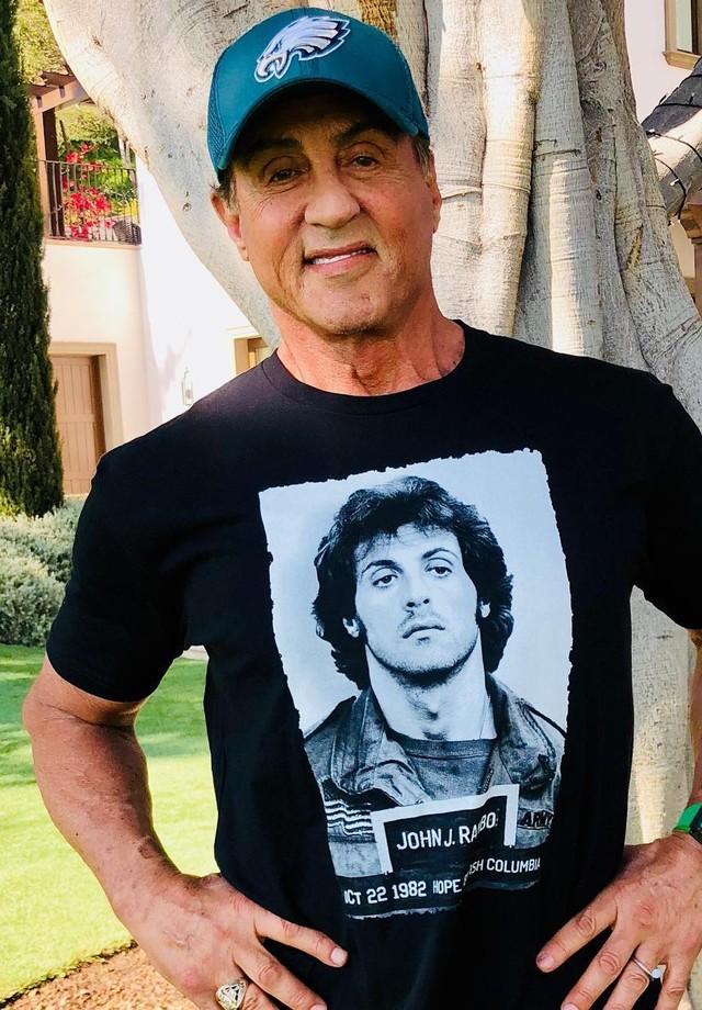 Sylvester Stallone (Foto: Reprodução/ Instagram)