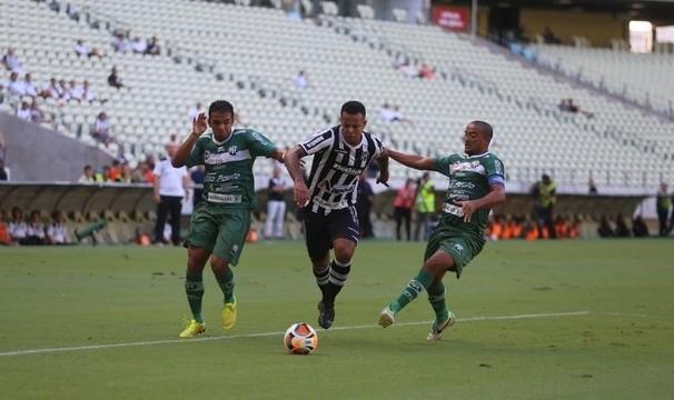 Maranguape e Ceará voltam a se enfrentar no Campeonato Cearense. (Foto: Christian Alekson/Cearasc.com)