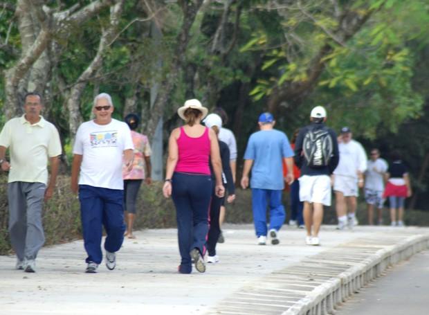 Semana de combate a obesidade (Foto: pensamentoverde/RPC)