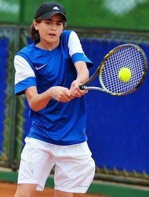 Lucas Catelo Branco; tenis; piauí (Foto: reprodução/Facebook)