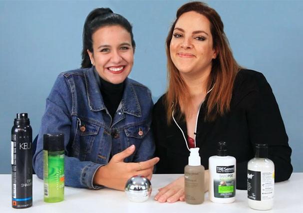 Lays Tavares e Renata Kalil (Foto: Reprodução)
