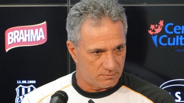 Zé Sérgio, técnico interino da Ponte Preta (Foto: Cláudia Borges/PontePress)