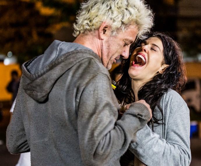 Bárbara Paz dá vida a Nelita em A Regra do Jogo (Foto: Ellen Soares / Gshow)