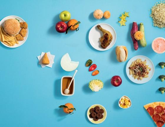 Um país com prato dividido (Foto: Tomás Arthuzi /ÉPOCA)