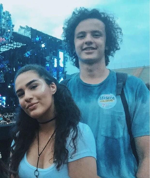 José Marcos e Livian Aragão (Foto: Reprodução / Instagram)