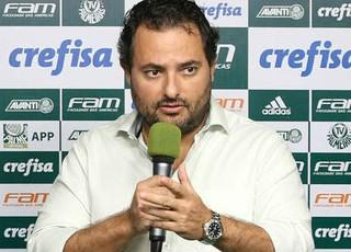 Alexandre Mattos Palmeiras (Foto: César Greco / Ag. Palmeiras / Divulgação)