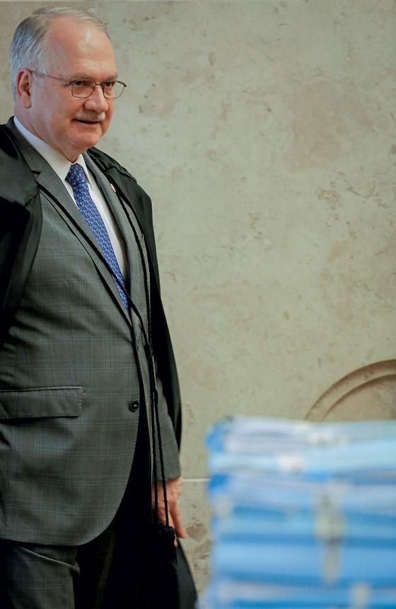 Luiz Edson Fachin,ministro (Foto:  Sérgio Lima/ÉPOCA)