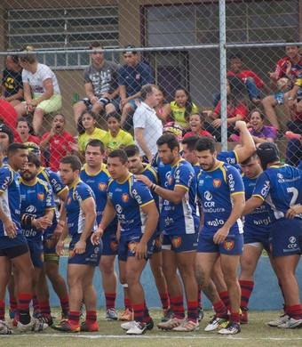 São José Rugby (Foto: Xandão/XDesign)