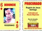 Integrante do 'Baralho do Crime' é preso em Feira de Santana, na Bahia