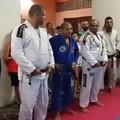 José Aldo faz treino com alunos em projeto social (Reprodução/Instagram)