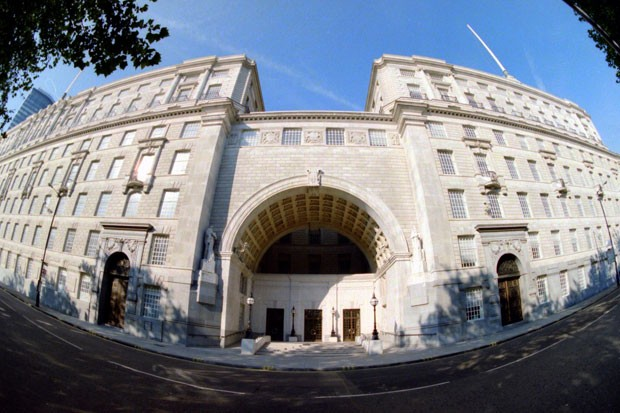 Thames House, sede do serviço secreto britânico (Foto: Divulgação)
