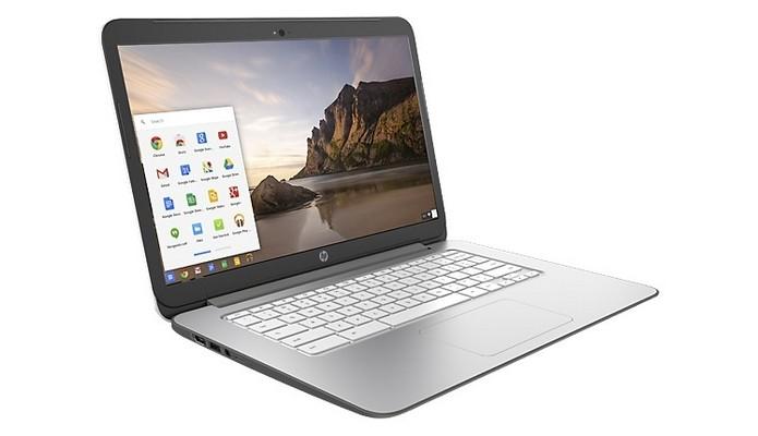 HP lança novo Chromebook 14 com tela touch Full HD (Foto: Divulgação)