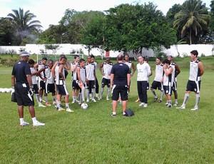 Treze, treinamento, Moto Club, Maranhão, Campeonato Brasileiro, Série C, Sampaio Corrêa (Foto: divulgação / Treze)