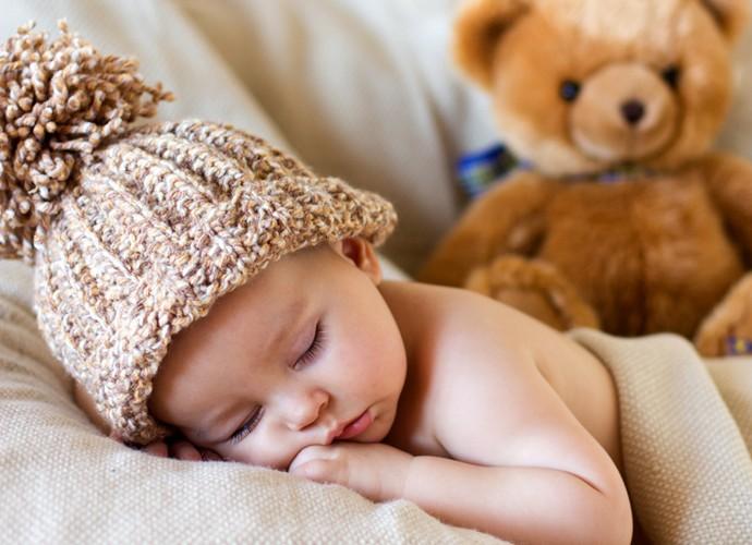 Envie sua pergunta sobre o sono do seu bebê! (Foto: Divulgação)