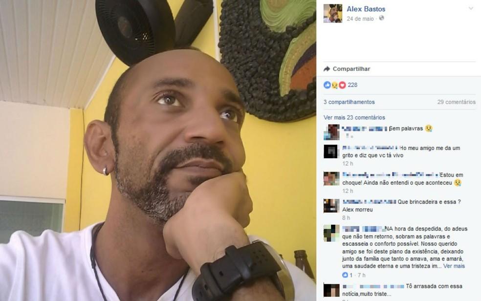 Homem é achado morto dentro da casa onde morava em Itajuípe, no sul da Bahia (Foto: Reprodução/Facebook)