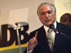 Temer se compromete com Dilma a ajudar defesa jurídica do governo